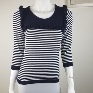 NEW Rendez-Vous Paul & Joe Striped Shirt Medium